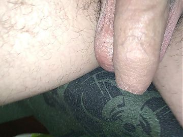 My shaved cock